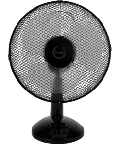 Fuave FV1010 Zwart Tafel ventilatoren