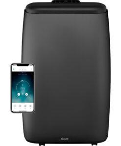 Duux North Smart 18K BTU/h Grijs Airco's