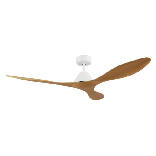 Eglo Antibes Wit Bamboe Plafond ventilatoren