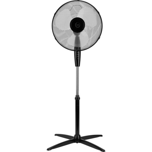 Fuave SV1010 Zwart Statief ventilatoren