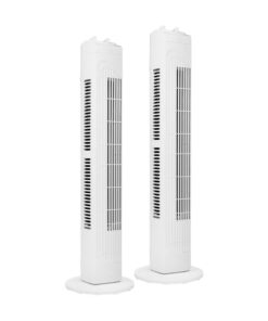 Fuave TV1010 Duo Pack Wit Toren ventilatoren